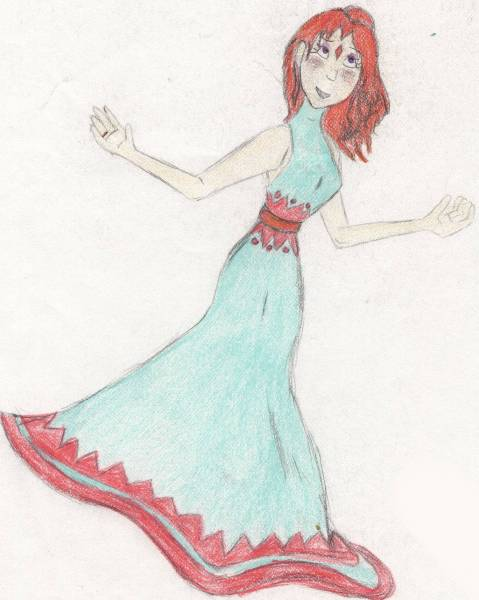 Dancing Fiona