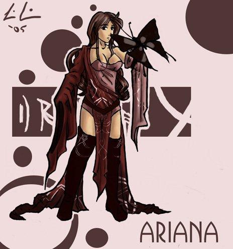 Ariana AN3