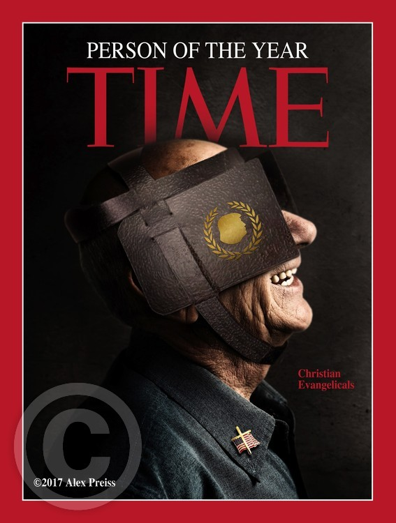 PERSON OF THE YEAR:Christian Evangelicals