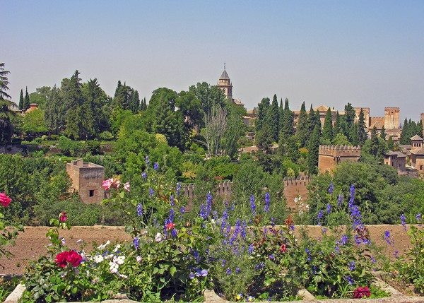 View of Granada