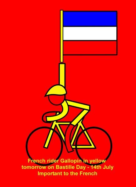 tour de france 2014 stage 9 bastille day gallopin