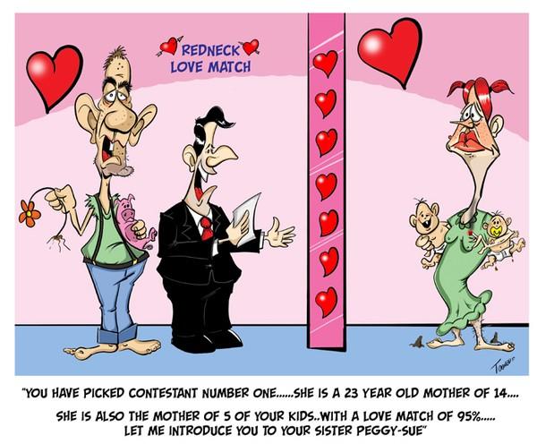 Redneck dating brasilianske menn