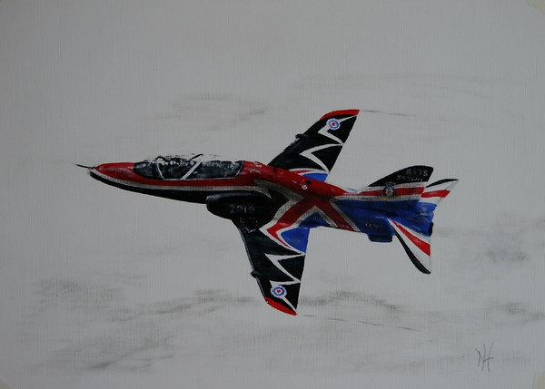 2010 RAF Display Hawk