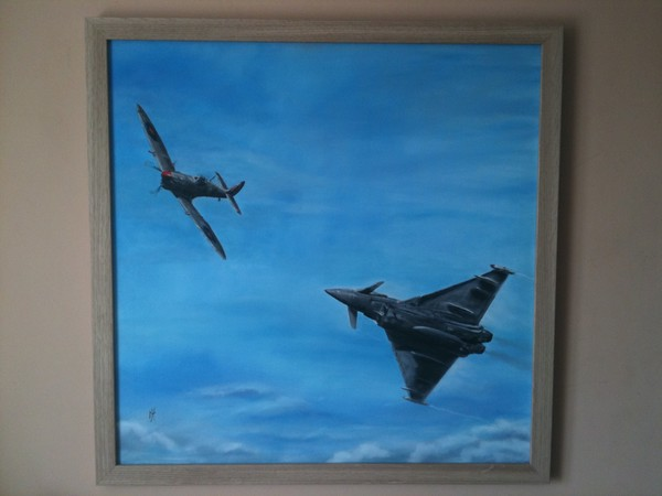 RAF Donation Artwork