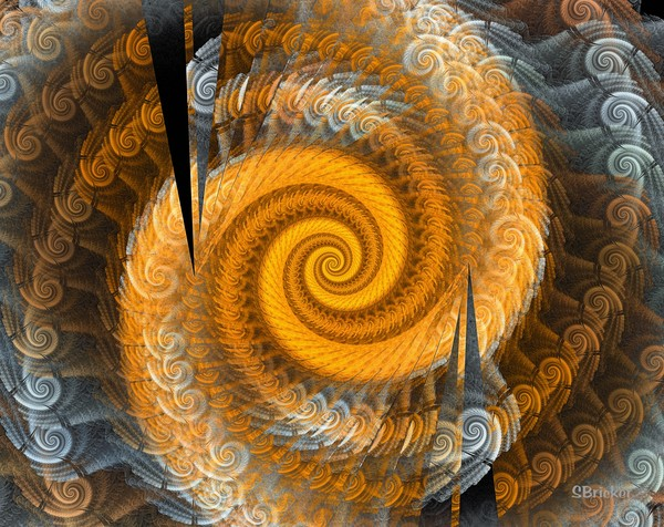 'The Infinite Spiral'