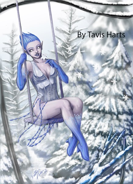 Snow elemental
