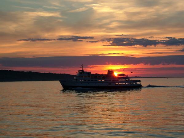 Sunset transport