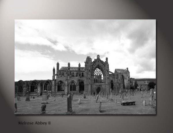 Abbey Ruins II