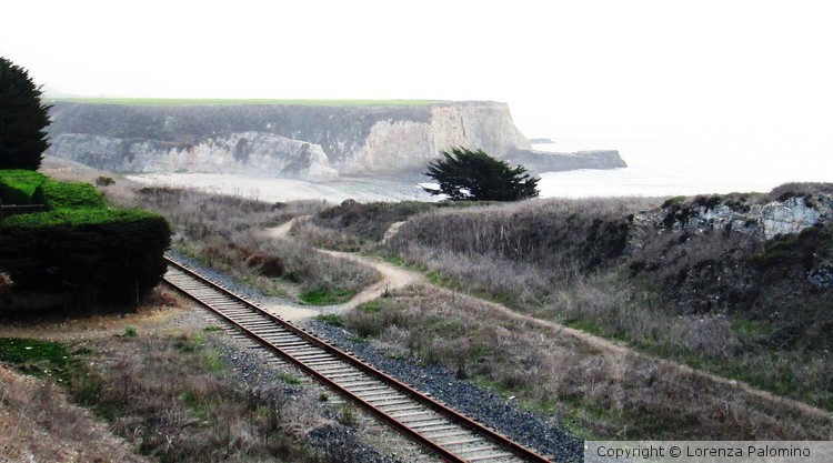 Railroad At The Edge of the World