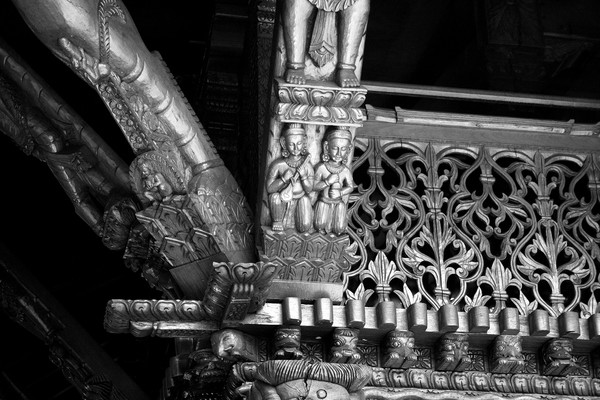 Balinese Pagoda