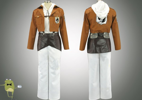 AOT Military Police Annie Leonhardt Cosplay Costum