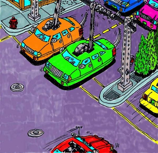 Gyro Cars,...Alternative Power?
