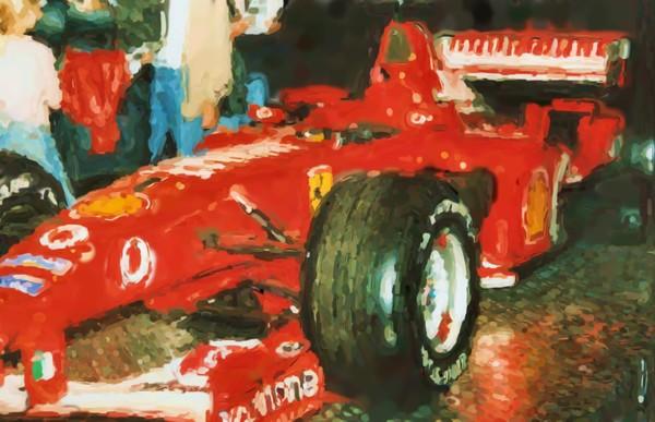 cars front formula 1