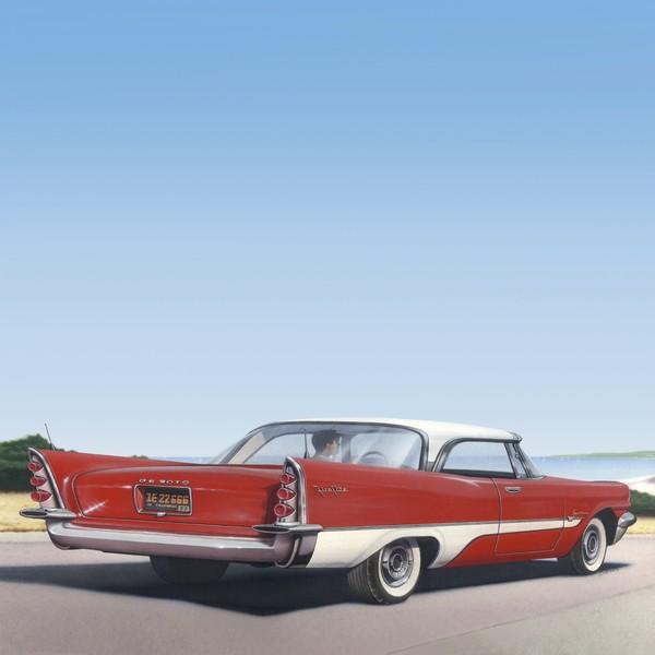 1957 De Soto - Square Format