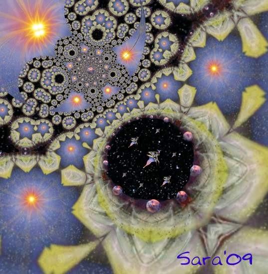 Starfish Nebula