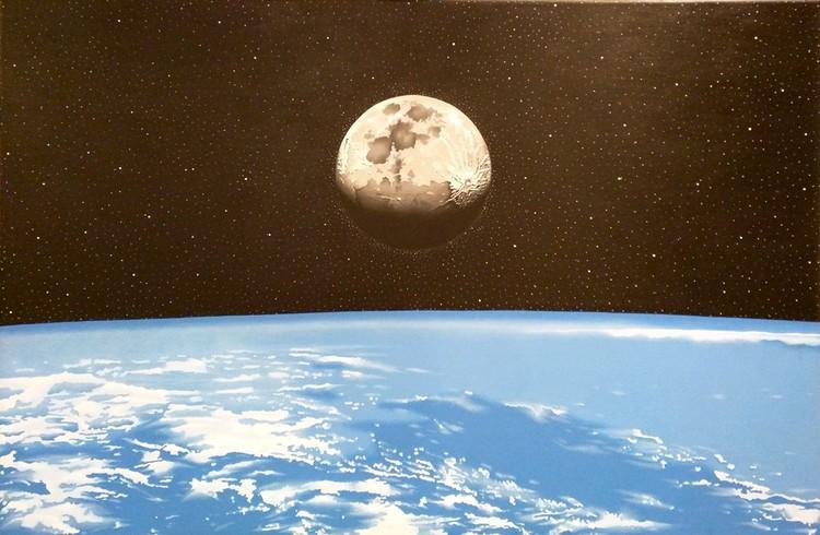 Luna a Terra