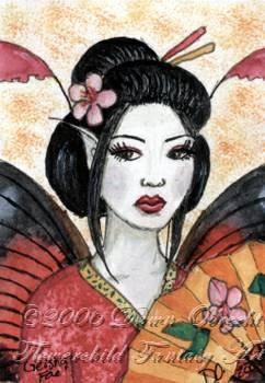 Geisha Fae