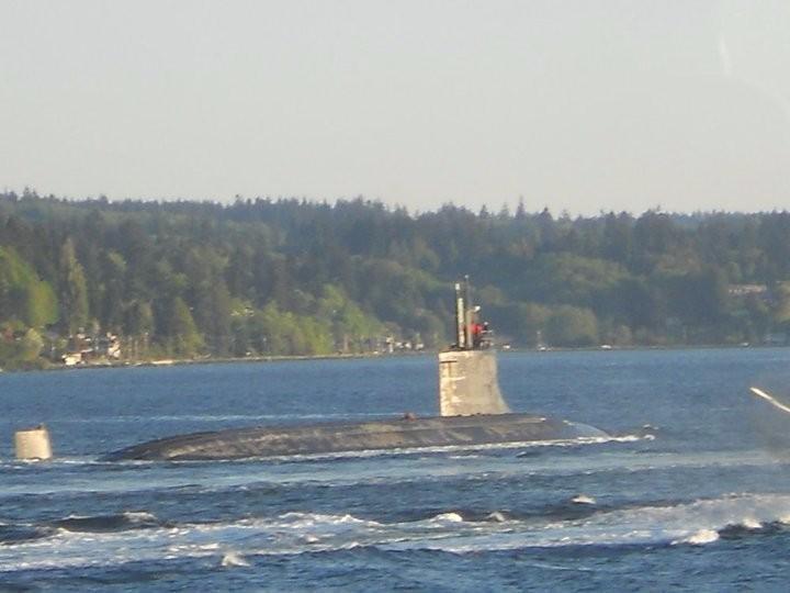 Bremerton submarine