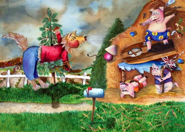 Little Pig, Little Pig!