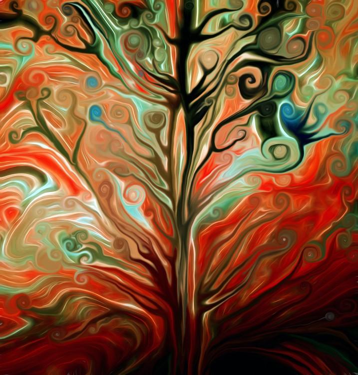 Surreal Tree