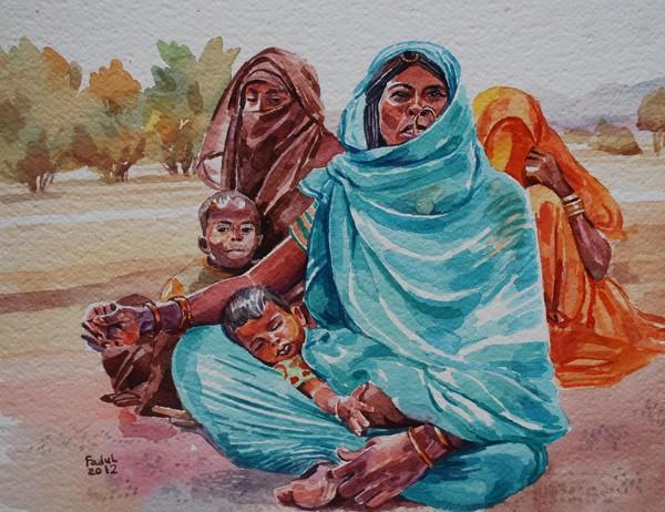 Hdndoh eastern Sudan