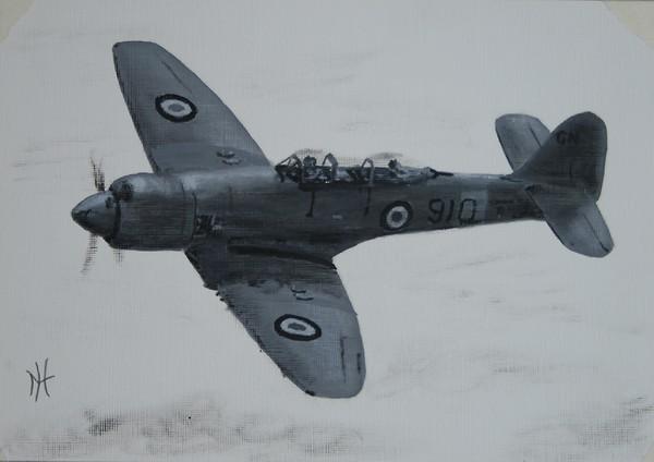 Hawkers Sea Fury