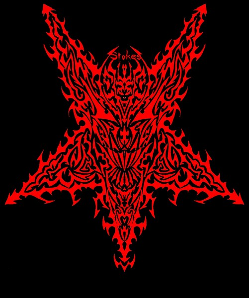 Star of Satan by Christopher S.Stokes 05
