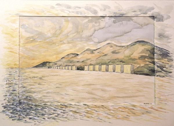 Coast-huts
