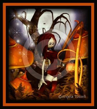Booga At Halloween