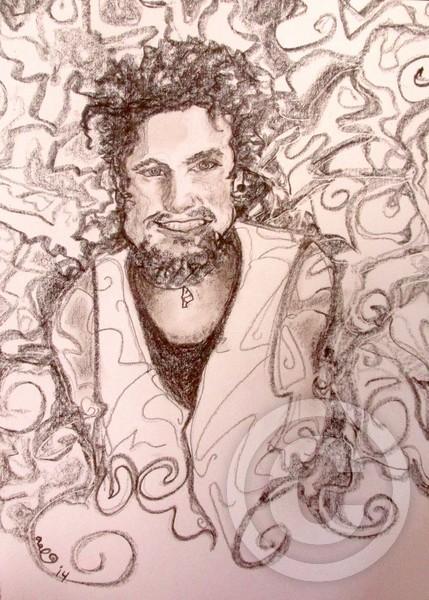 John Butler Energy Portrait
