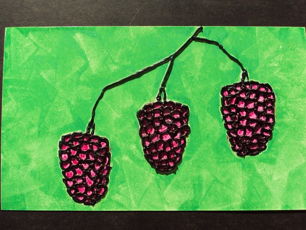 Three Berries