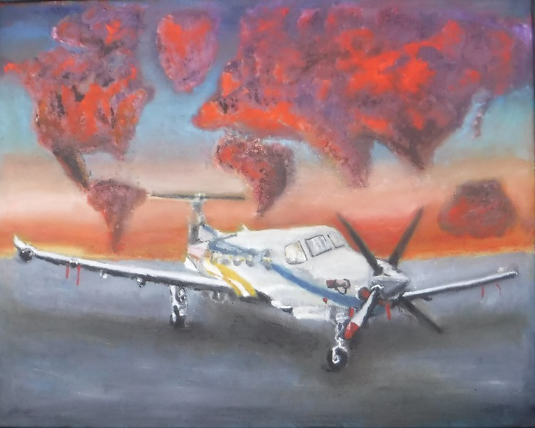 Airplane World Travel