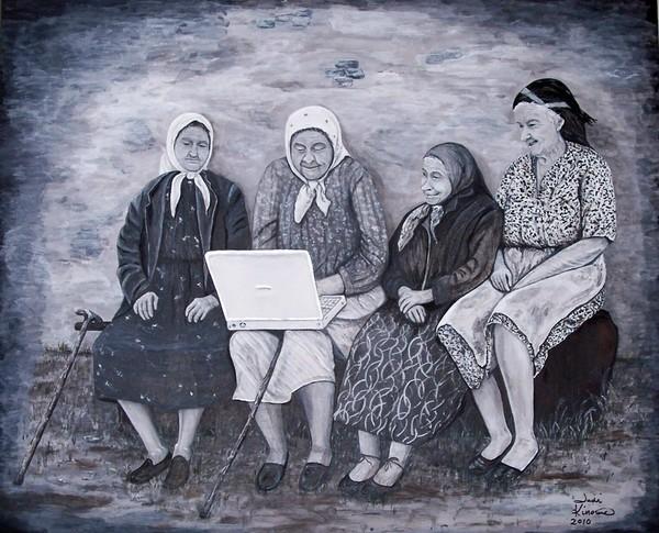 Computer Ladies