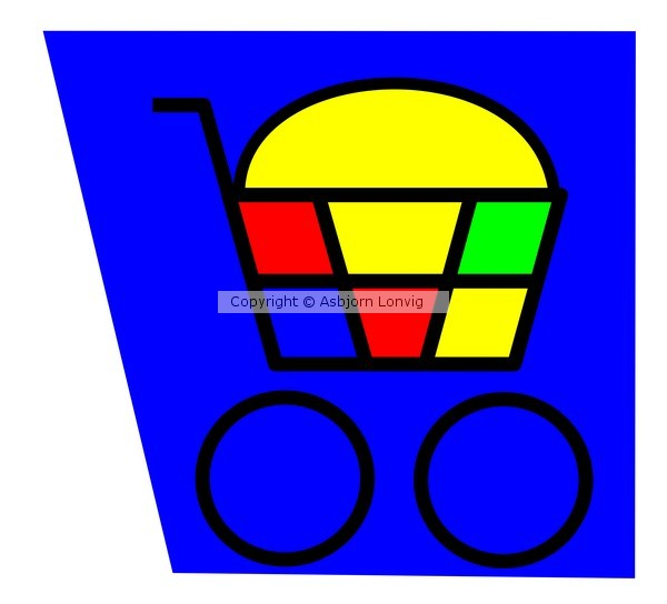 2 show cart