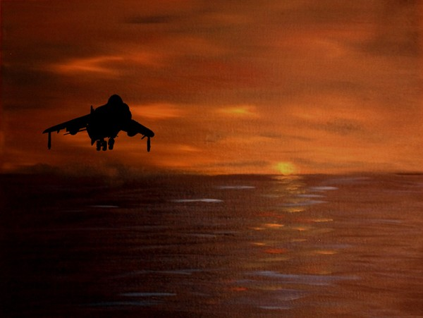 SHAR on approach