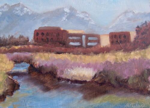 Artist's Collection-Jordan River