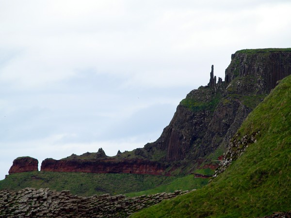Nature's Geometry II- Giant's Causeway
