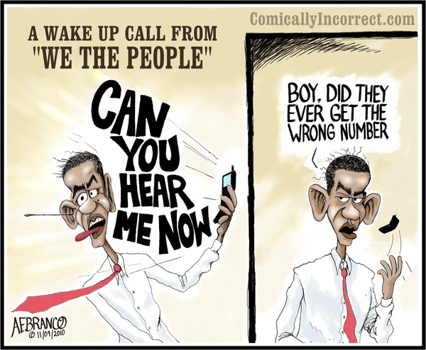 Wake UP Call (Cartoon)