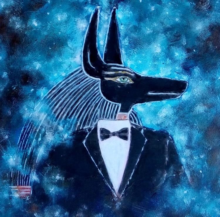 Happy New Year Mr Anubis !