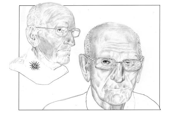 Bernie Portrait