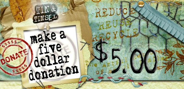 Five Dollar Donation