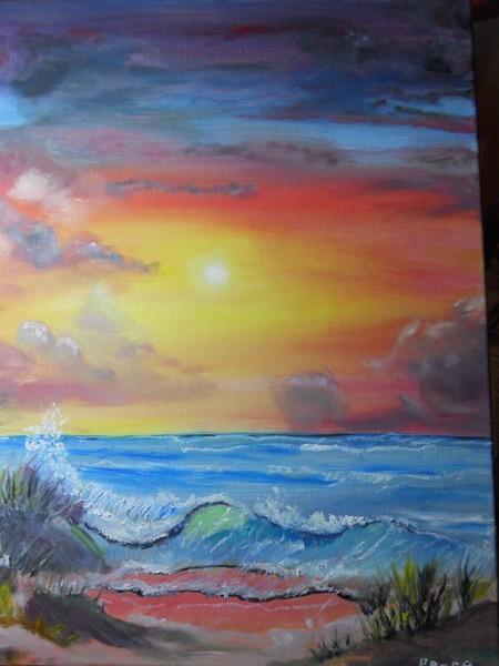 Sundown Wave