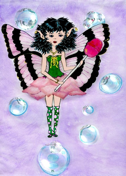 Lollipop fairy