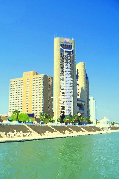 Corpus Christi Bayfront