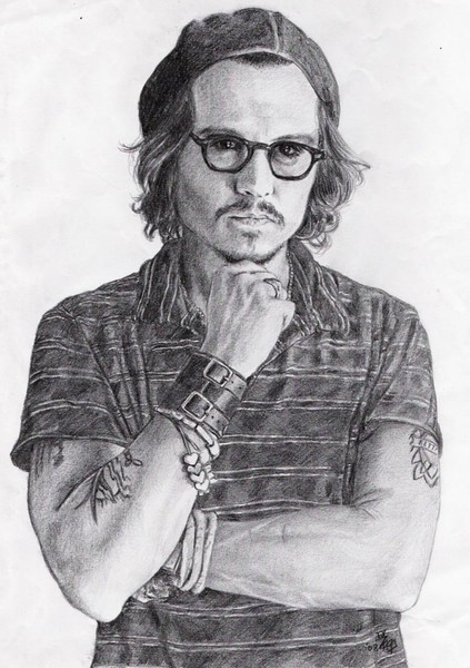 Johnny Depp - No 2