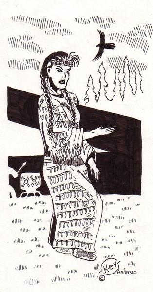 Jingle Dress Dancer