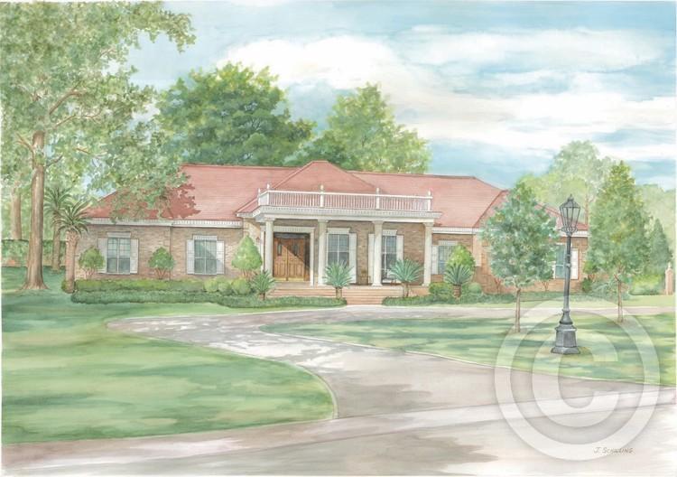 Mobile Alabama House (1)