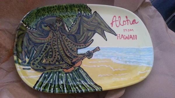 Cthulhu Aloha