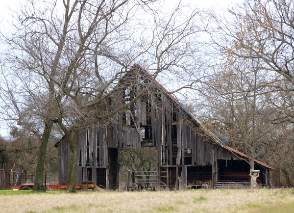 North Texas Barn