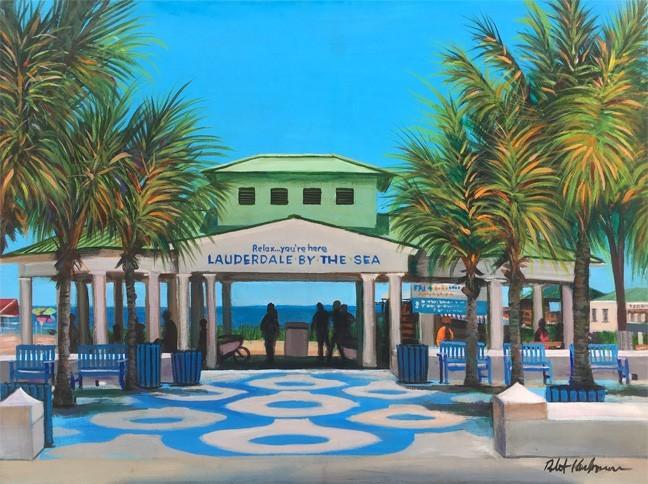 Lauderdale by The Sea Pavillion